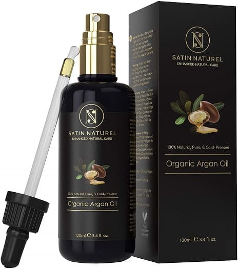 aceite de argan satin naturel