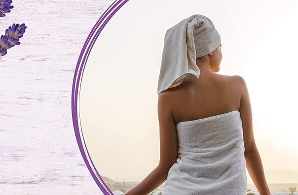 bienestar baño salud relax