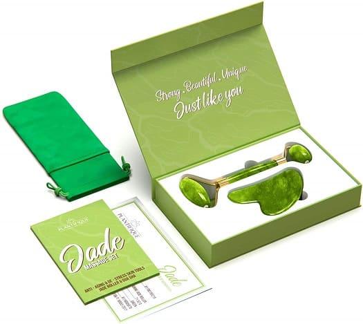 comprar rodillo de jade autentico