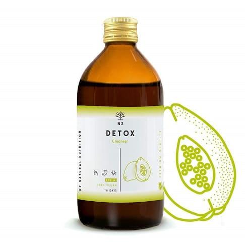 detox suplemento limpia sistema inmunitario