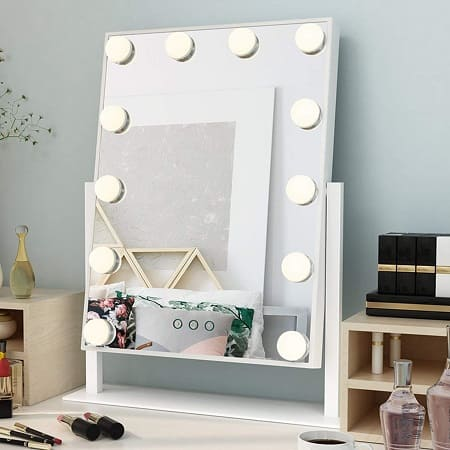 espejos de maquillaje grandes