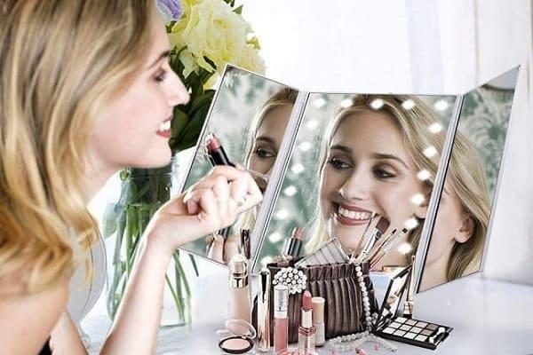 espejos de maquillaje