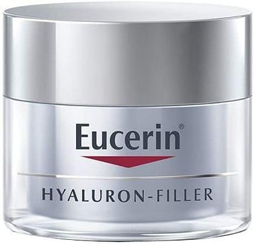 eucerin hyaluron filler crema de noche