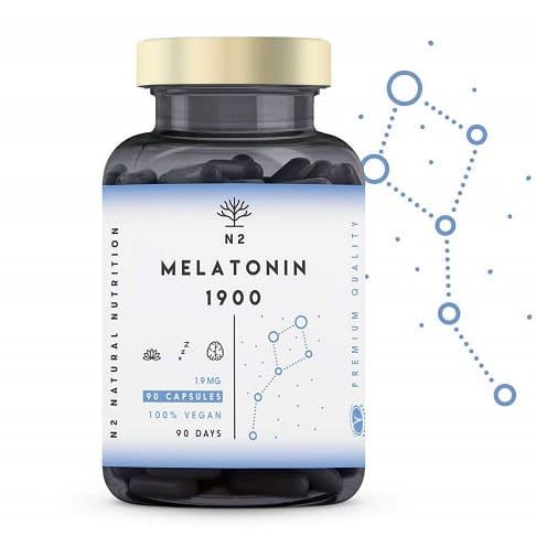 melatonina pura 1 9 mg