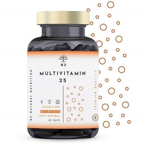 multivitaminas vitaminas